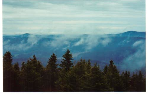 MD-Spruce Knob Mist