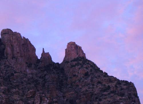 Finger Rock