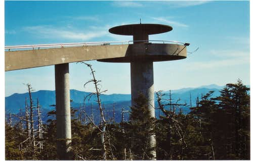 TN-Clingman's Dome Saucer