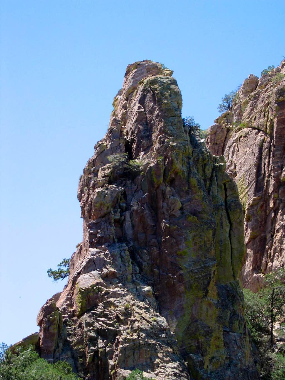Finger Rock