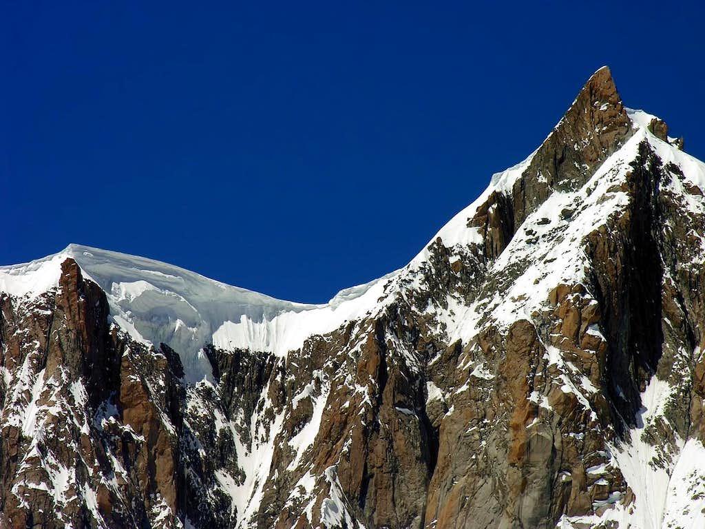 Il Mont Maudit...