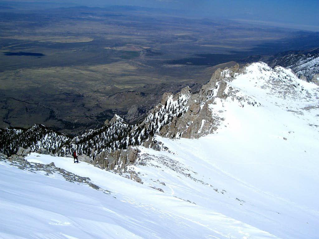North Ridge of Ibapah