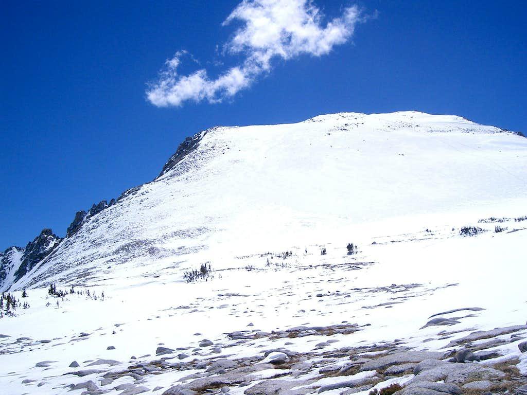North Slopes of Ibapah