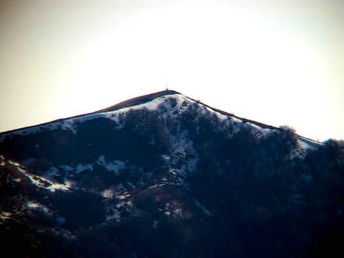Antola under snow