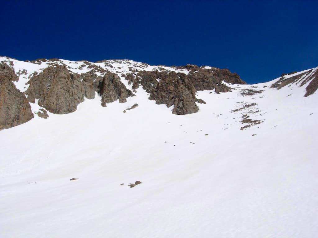 Mount Sneffels' South Face