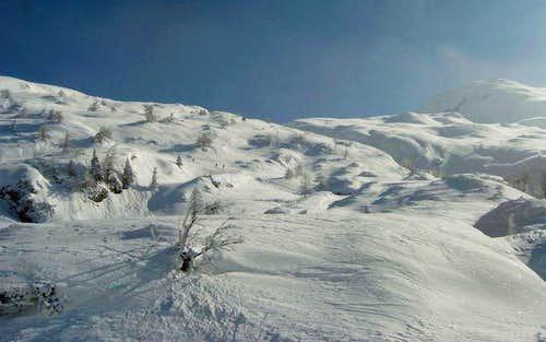 Sibirian conditions...