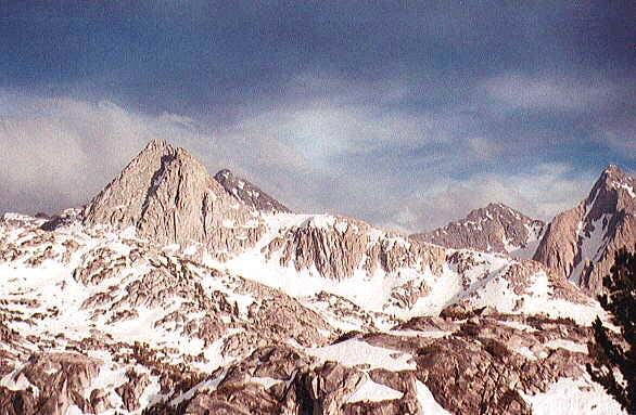 Mount Spencer