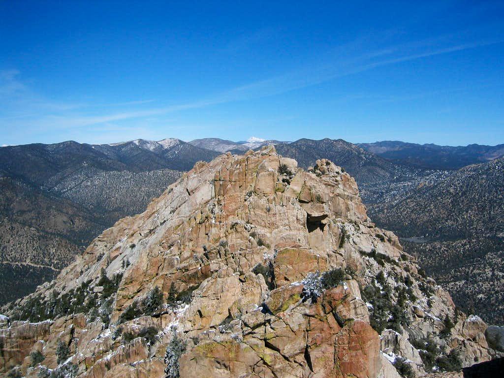 Lamont Peak