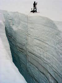 Crevasse Layering