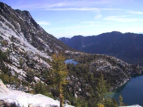 Naiad Lake (Temple Lake)