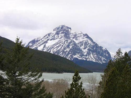 Rising Wolf Mountain