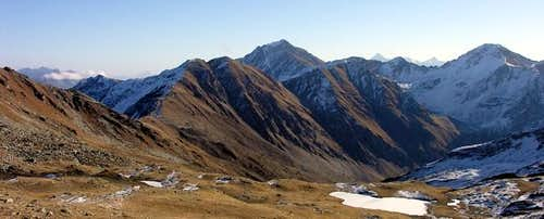 Il Mont Fallère...
