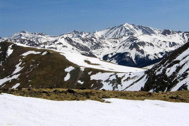 San Luis Peak group