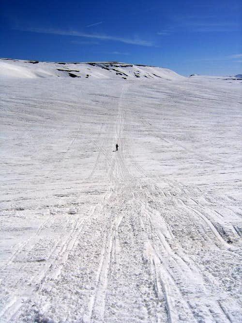 Snow Mesa