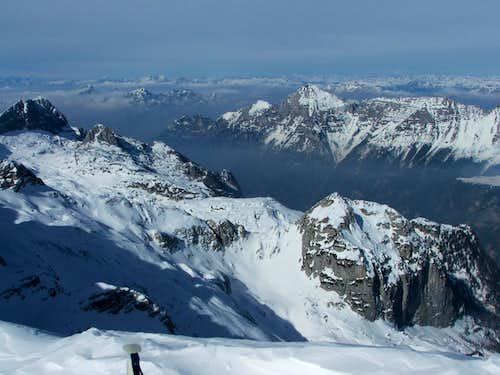 Monte Cimone (2379 m)