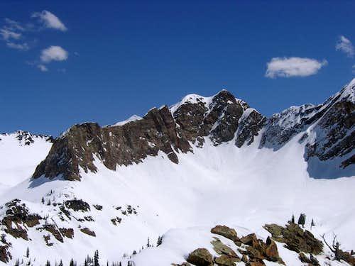 View of Monte Cristo