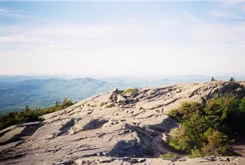 From Mt. Kearsarge.(June 7th,...