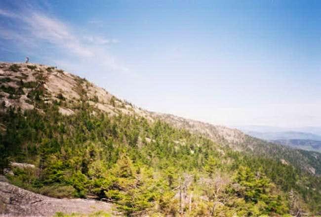 Mt. Cardigan (May 13th, 2001)