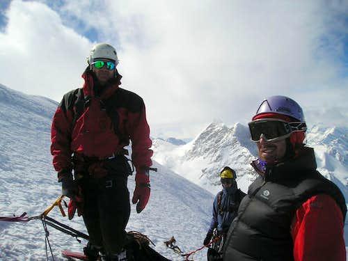 Summit of Mönch