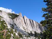 Lone Peak from Lone Peak Cirque