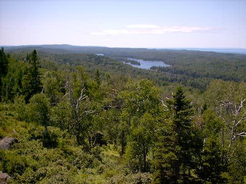 Greenstone Ridge (Isle Royale)