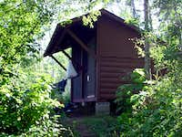 Isle Royale Shelter