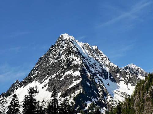 Sperry Peak spring