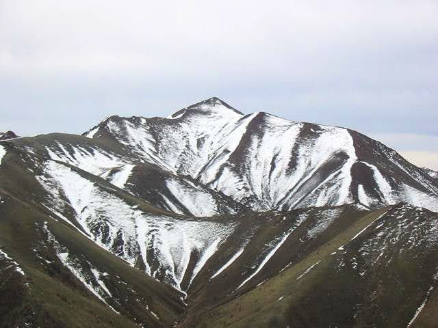 Mount Lincoln (Nevada)