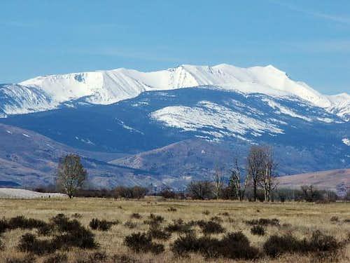 Mount Haggin
