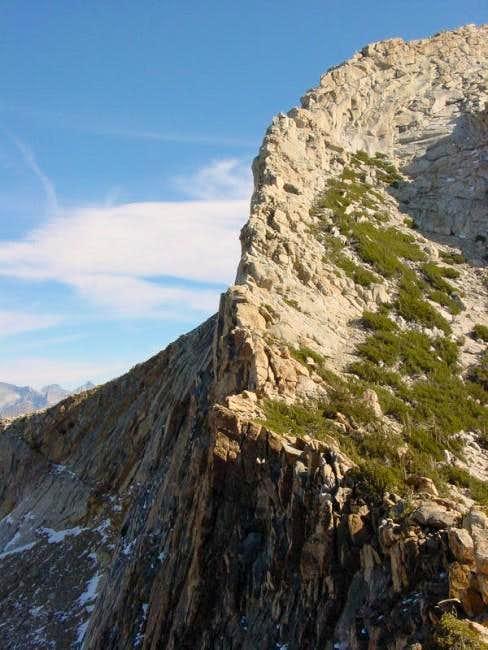 Mt. Clark's NW Arete. Nov 1,...