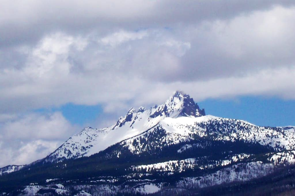 Santiam pass ,Oregon.