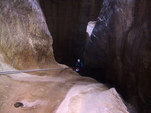 Ha canyon inside