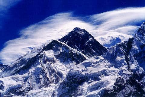 Everest from KalaPatar-Nepal
