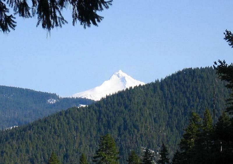 Mt. Jefferson as seen...