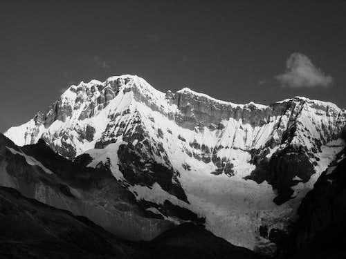 Auzangate - The North Face