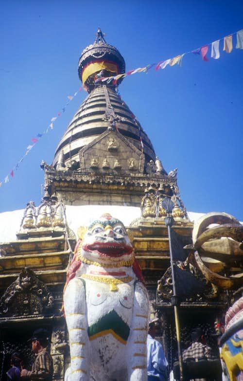 Nepalese sights