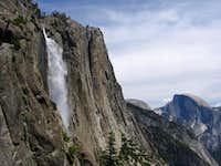 Half Dome + Upper Yosemite