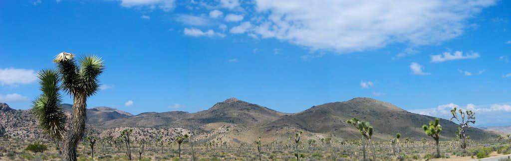 Panorama from Quail Springs