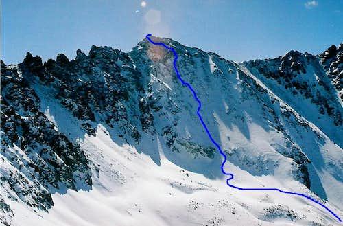 Fletcher Mountain