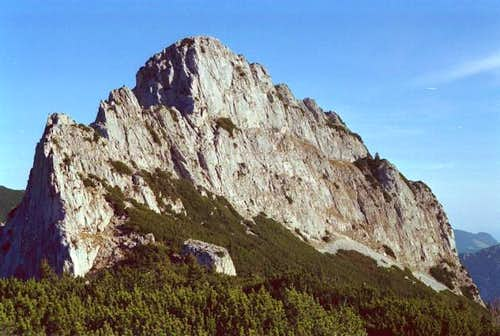 South face of Ruchenköpfe