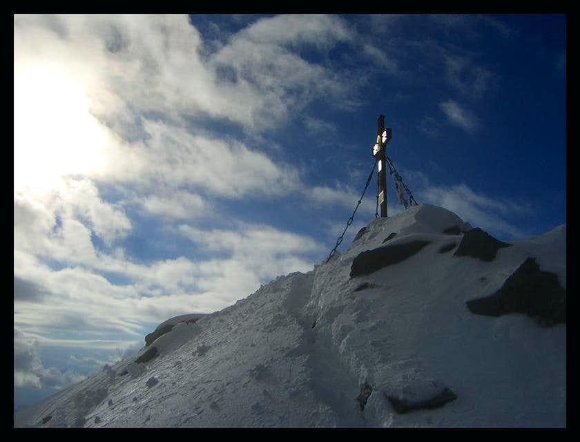 Summit Cross of Grossglockner