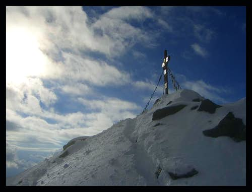 Summit Cross of Grossglockner