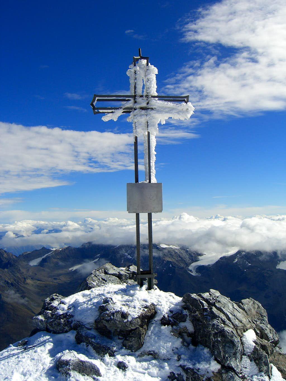 Summit Cross of Ortler