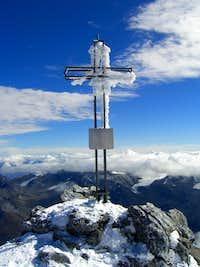 Summit Cross of Ortler