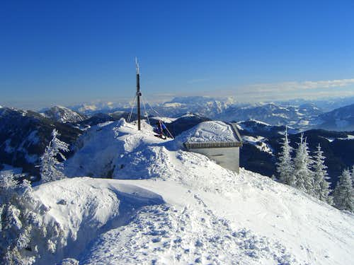 Summit of Spitzstein