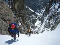 Dragon\'s Tail Couloir