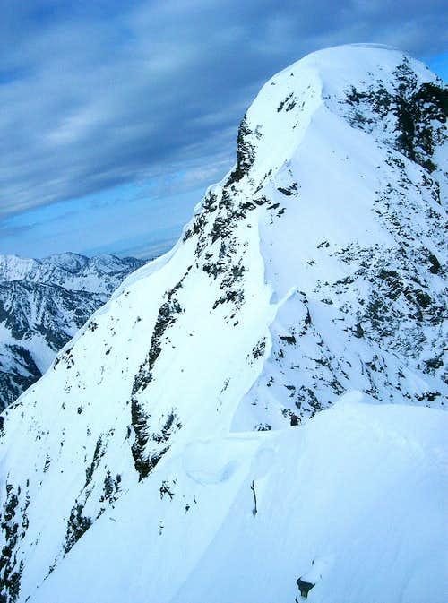 Dromedary - Sunrise ridge