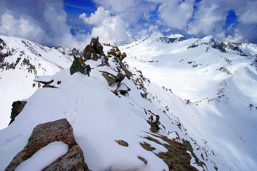White Baldy (West Ridge)