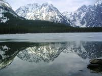 Mount Woodring Reflection