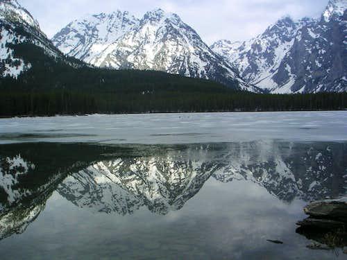 Mount Woodring Reflection
